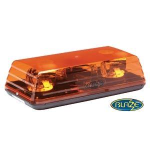 Ecco warning lights rotating minibar lights permanent mount 5135a blaze ii permanent 15 amber rotating mini lightbar ecco warning lights aloadofball Choice Image
