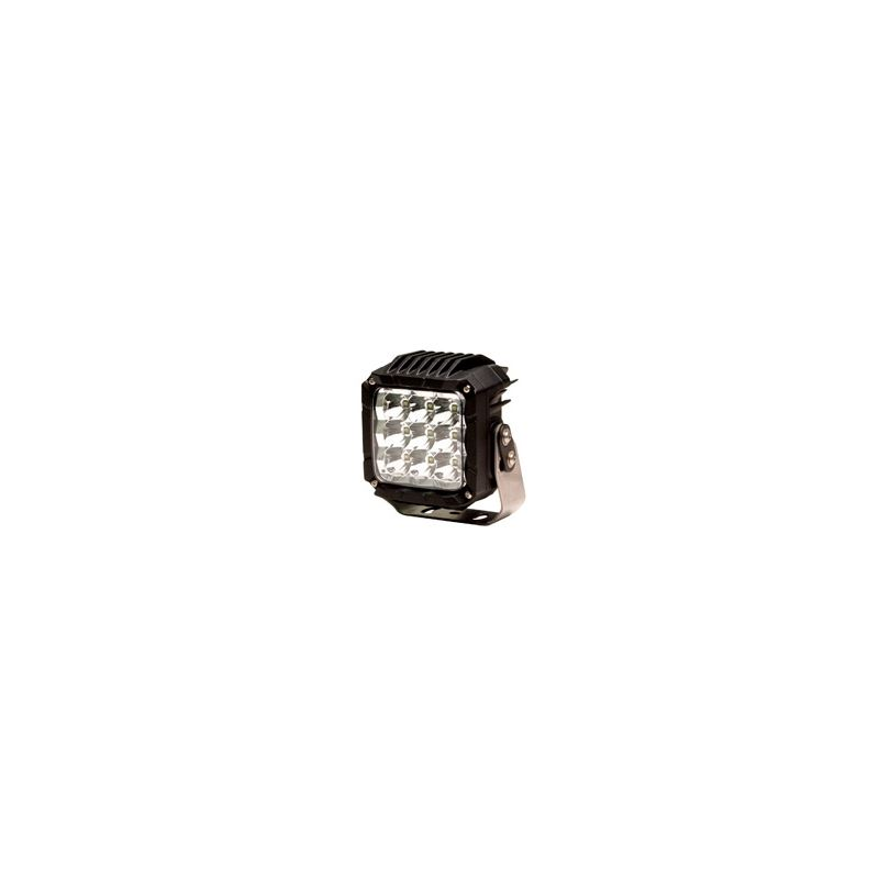 EW2310 Clear Square LED Spot Beam