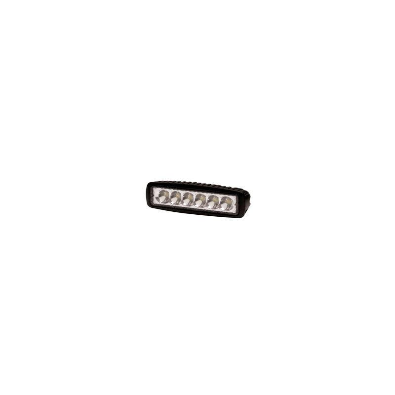 EW2440 Clear Rectangle LED Spot Beam