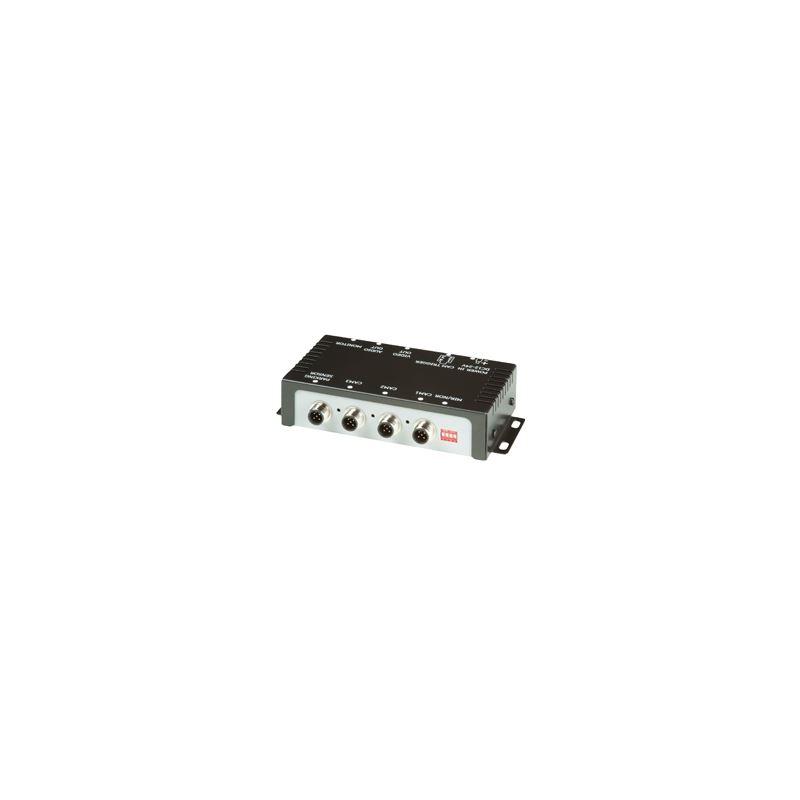CB40RS 4 Pin 4 Sensor/3 Camera Ultrasonic Reversin