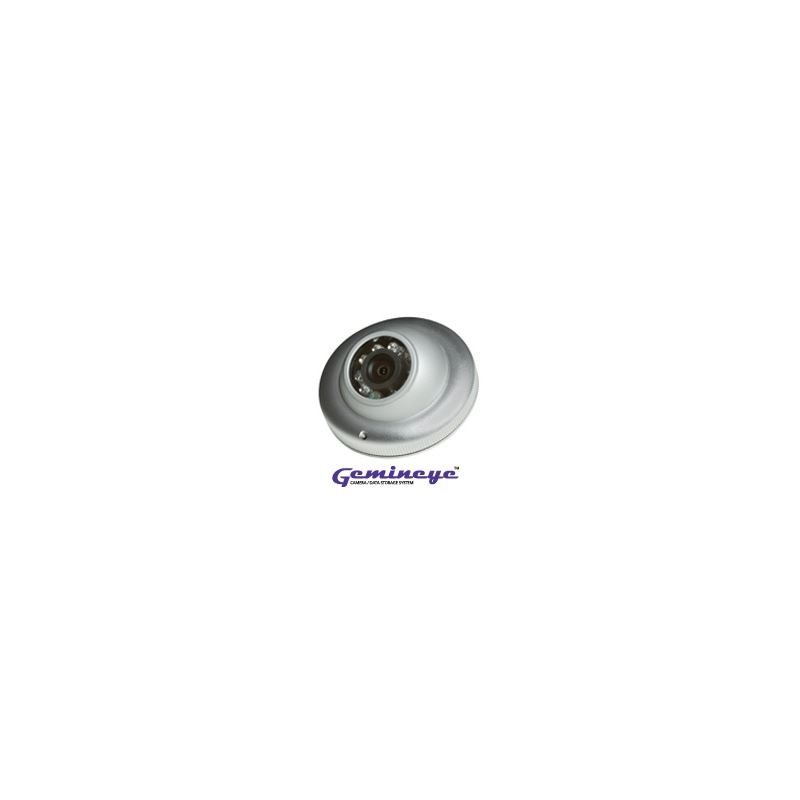 C2010 4 Pin Infrared Audio Color Dome CCD Gemineye